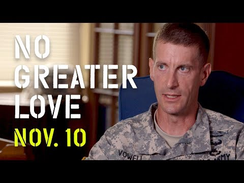 """""""No Greater Love"""" Clip: Colonel J.B. Vowell Introduces Taliban Leader, QZR"""