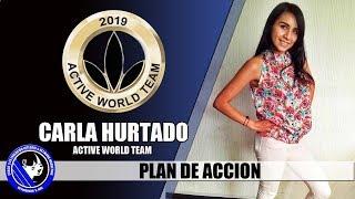 Carla Hurtado | Plan de Accion para Construir una Red | Hbl Training