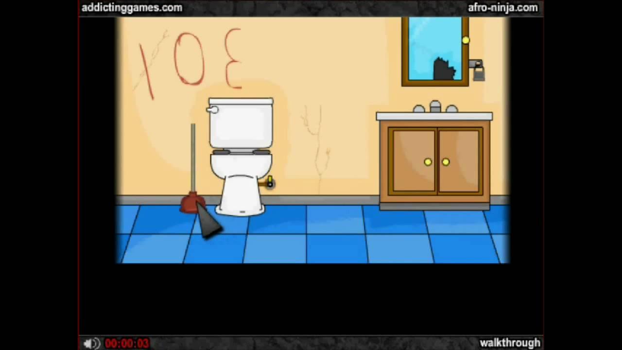 Juego De Escape The Bathroom escape series 4: the bathroom (afro-ninja) rec.windowsxpbt