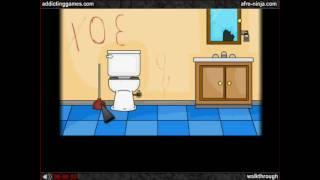 Escape Series Bathroom Afro