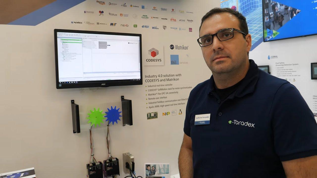Toradex – ARMdevices net