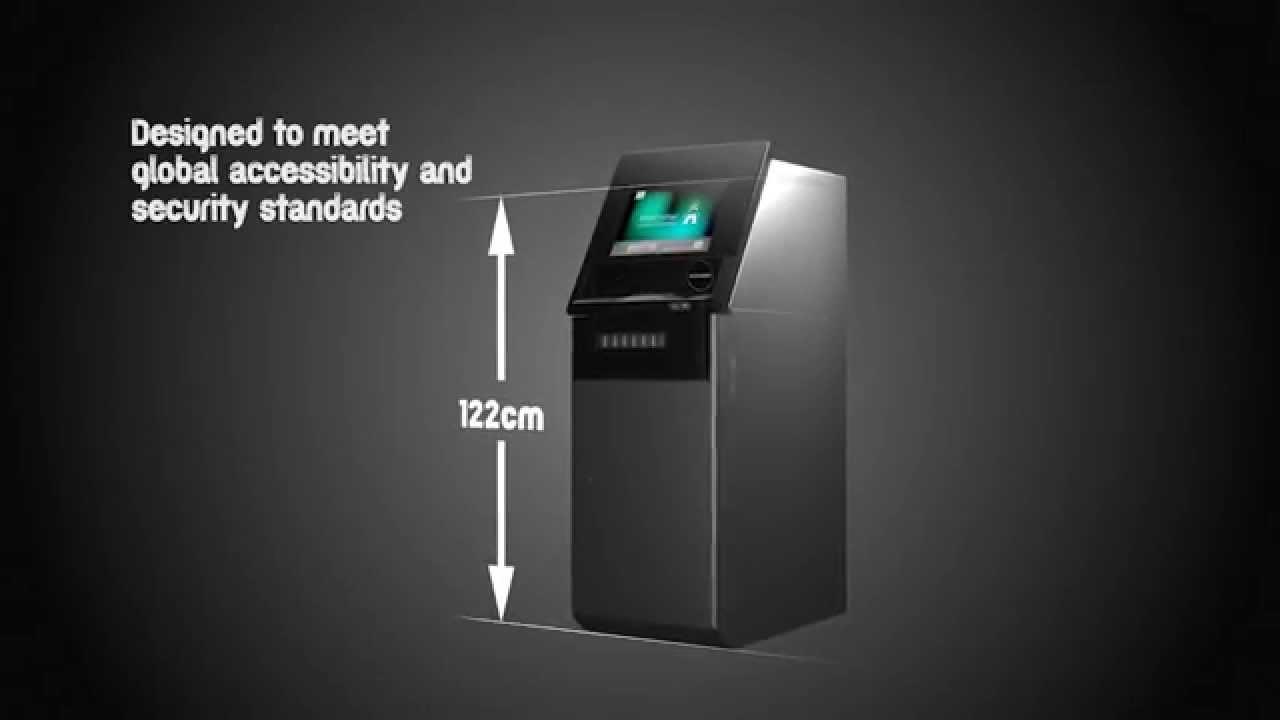 NCR SelfServ 23 and 27: Cash Dispense ATM