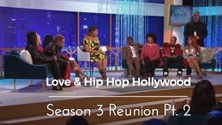 Love & Hip Hop Hollywood Season 3 Reunion Part 2 [REVIEW]