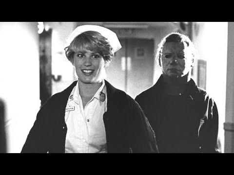 Elegant Dick Warlock The Shape In Halloween II 1981
