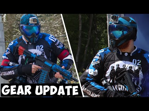 The Most Bizarre Magfed Paintball Loadout | Gear | Equipment