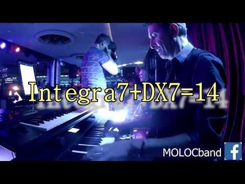 Roland Integra7 +Yamaha  DX7 =14