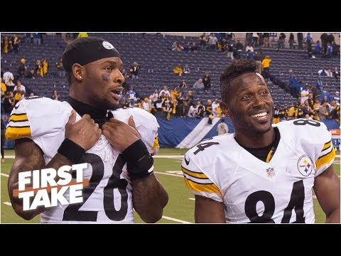 Would a Le'Veon Bell and Antonio Brown reunion with Raiders be a good move? | First Take
