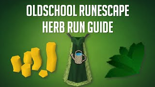 [OSRS] Herb Farming Guide - Easy Moneymaking Method!