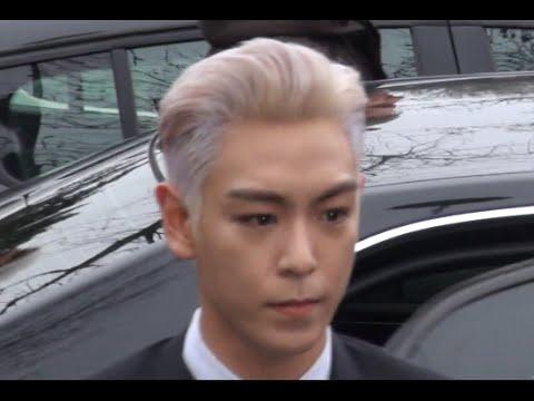TOP Big Bang Hangul Choi Seung Hyun
