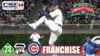 MLB 14: The Show (PS4) Chicago Cubs Franchise - EP23