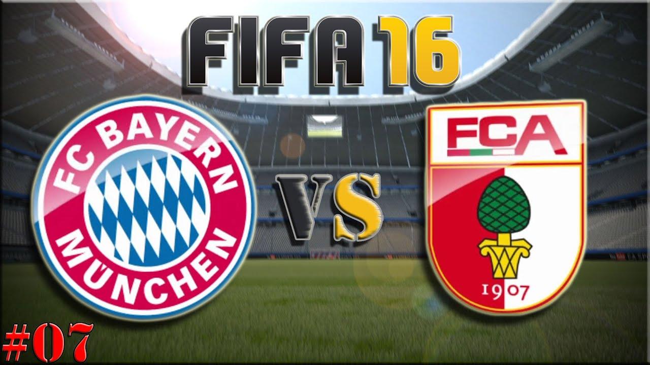Bayern München Vs Augsburg