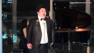 ARTnARU Open Concert - Che Gelida Manina by Tenor 안세권