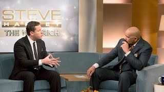 My Steve Harvey Show Interview With 2 Of My Top Students