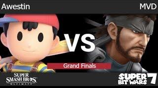 SBW 7 - TLOC | Awestin (Ness) vs WBG | MVD (Snake) Grand Finals - SSBU