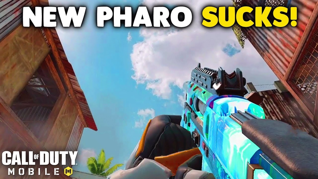 I Spent $200 to Get the WORST GUN in Call of Duty Mobile! (NEW PHARO SMG)