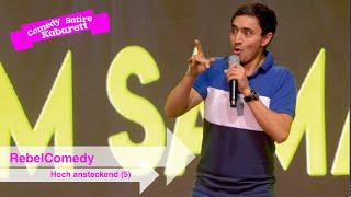 Rebell Comedy - Hoch ansteckend (5) - Stand Up, Kabarett, Comedy, Deutsch
