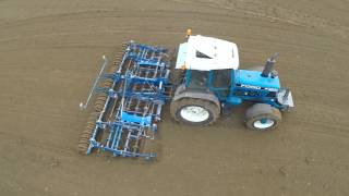 FORD 8630 AND DAL BO CULTILIFT