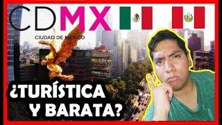 ¿Qué hacer en CDMX - México? ¿Turístico? 🤔 ¿Caro? 💸 por un Peruano  Peruvian Life