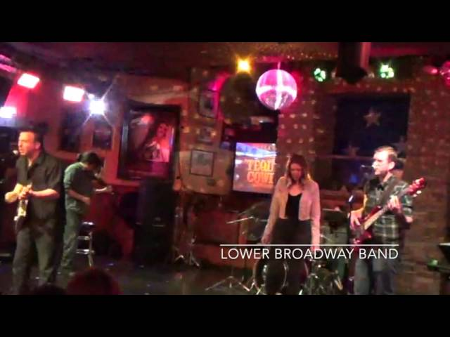 Lower Broadway Band @ Tequila Cowboy every Monday night @ 10pm