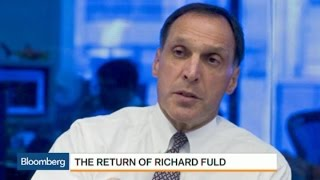 The Return of Lehman Brothers' Dick Fuld