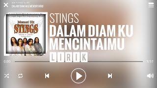 Download Mp3 Stings - Dalam Diam Aku Mencintaimu  Lirik