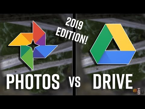 Google Photos Vs Google Drive, Episode 3, July 2019 Updates!