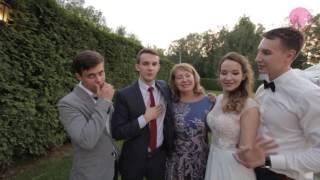 Отзыв со свадьбы Юрия и Надежды 16 июля 2016.