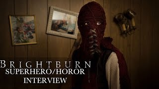 'Brightburn' Superhero Horror Interview