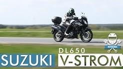 Wygląd nigdy nie był najważniejszy - użyteczność ponad wszystko! Suzuki DL 650 V-Strom Opinia