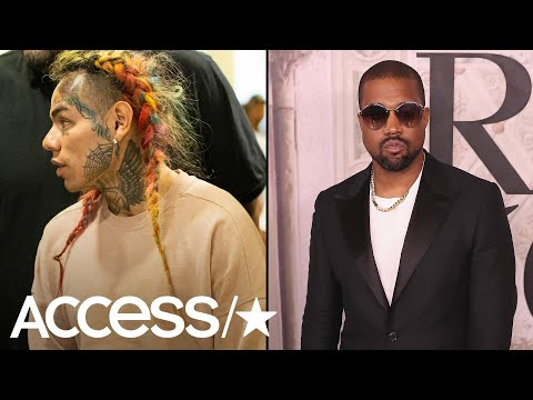 Shots Fired Near Tekashi 6ix9ine & Kanye West Music Video Shoot | Access Mp3