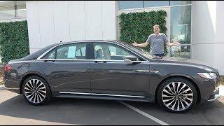Вот почему Lincoln Continental это недооцененный люксовый седан