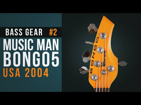 MUSIC MAN BONGO 5 HH in BASS GEAR