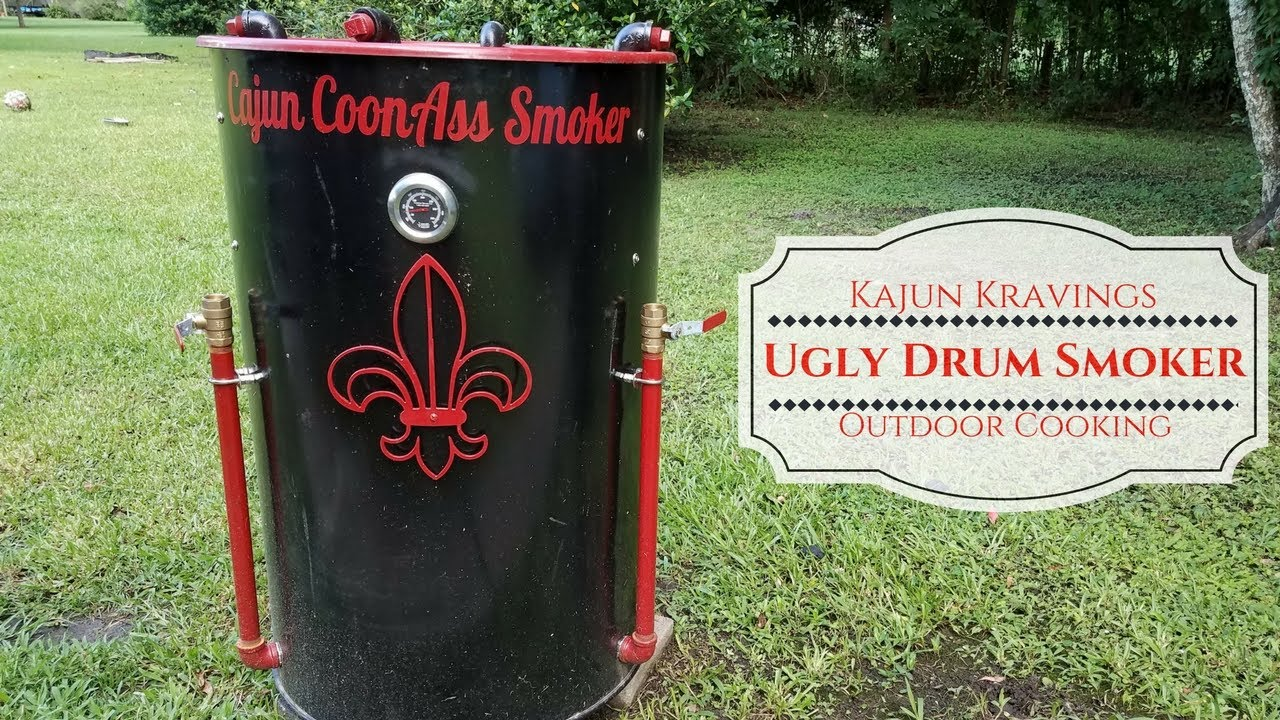 Ugly drum smoker build youtube ugly drum smoker build malvernweather Choice Image