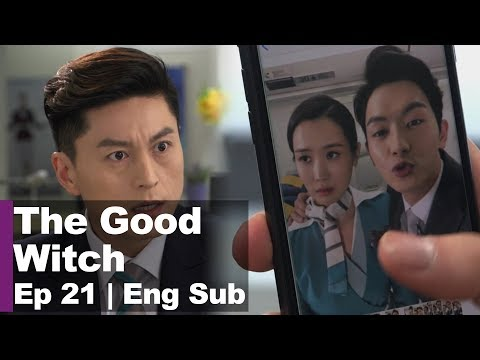SooYoung is jealous of the pictures DaHae and WooYeon took! [The Good Witch Ep 21]