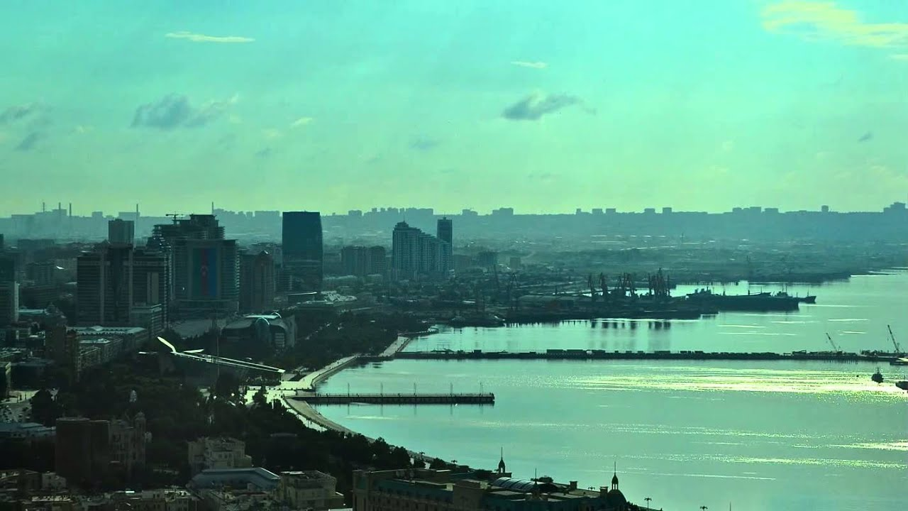 baku - view from room 815
