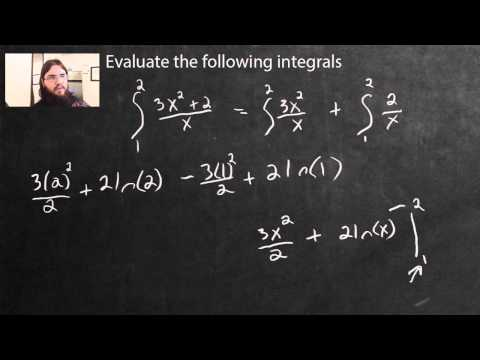 How to solve integration problems