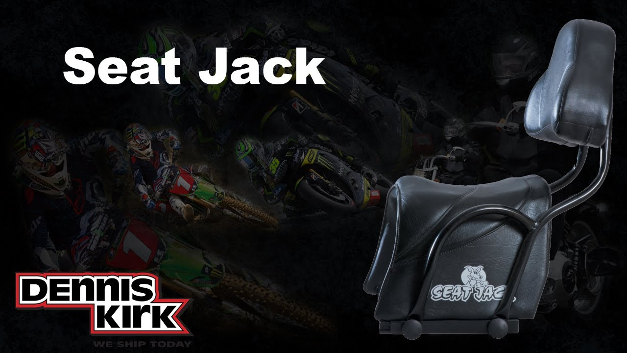 Seat Jack For Snowmobiles