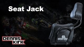 Seat Jack For Snowmobiles - Convert Your Sled To A 2 Up Sled For A Passenger!
