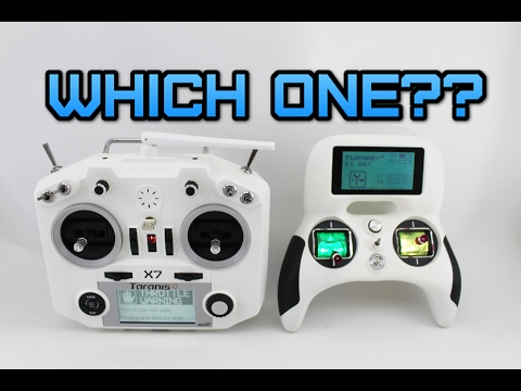 BEST DRONE RADIO. HEAD TO HEAD | Taranis QX7 VS Evolution | Frsky Taranis qx7 Review