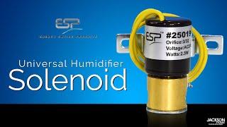 Universal Humidifier Solenoids