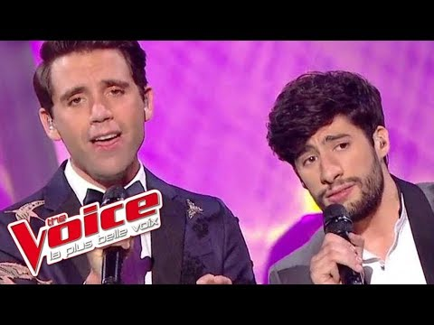 MB14 & Mika - Happy Ending | The Voice France 2016 | Finale
