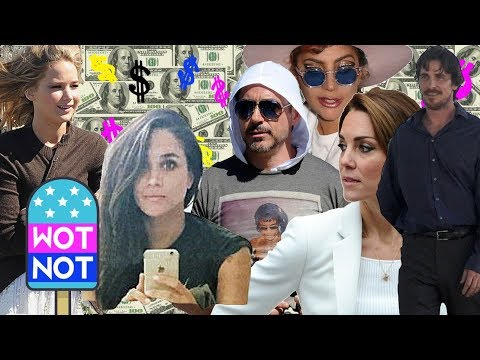 Meghan Markle Is Worth How Much And Other Celebrity Net Worths