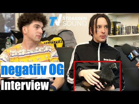 negatiiv OG Interview - Chicken, Trap, Gesichts-Tattoo, Money Boy, checkmate, Rap | TV Strassensound