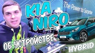 Видеообзор Новый KIA NIRO Hybrid 2017 - 2018 на выставке электротранспорта реклама