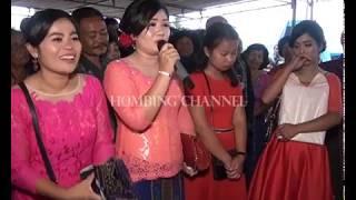 Dengarlah kakak ini menyanyi di pesta pernikahan adiknya