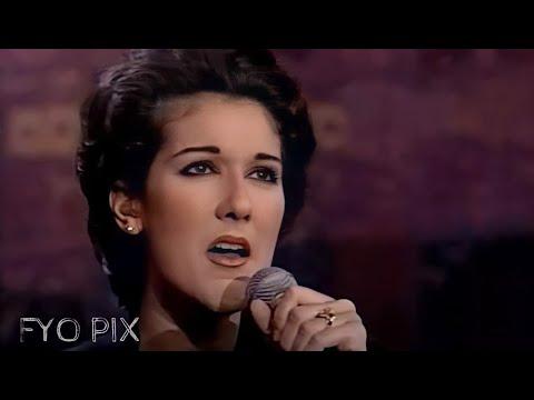 CÉLINE DION - The Power of Love & Interview / Entrevue (Live / En public) 1994