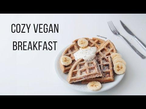 Cozy Vegan Breakfast Ideas for Chill Mornings
