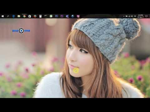 Chỉnh Thanh Start Windows Bị đảo Ngược - HD BLUE STAR