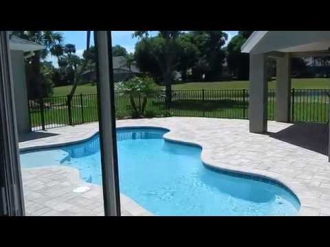Ormond Beach Florida Pool Home For Sale