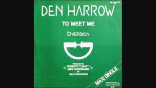 Den Harrow - To Meet Me_Extended Version (1983)